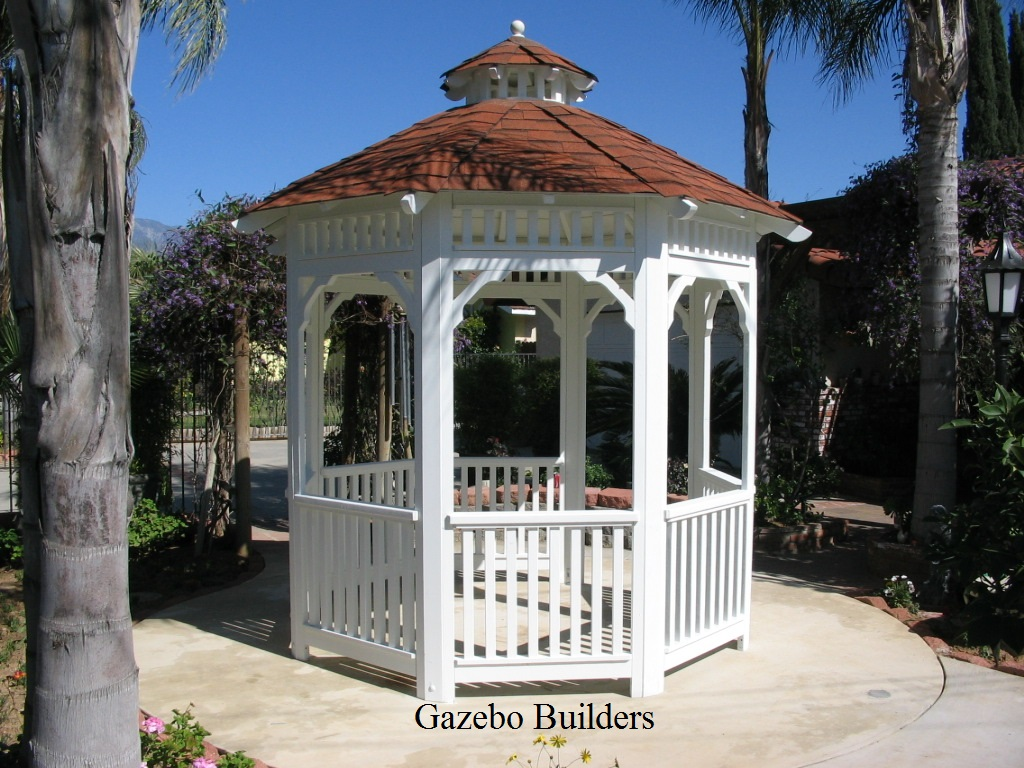 8 Ft Gazebo The Malibu Builders Of So Cal