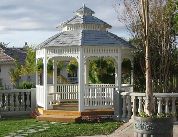 Click Here for Gazebo Builders Photo Gallery